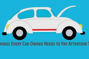 9 Things Every Car Owner Needs to Pay Attention To