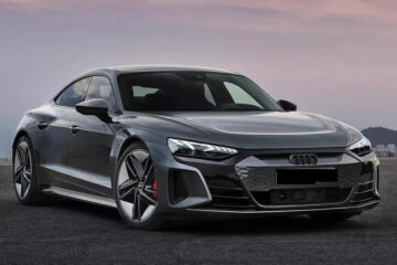 2021 Audi e-tron GT quattro and RS e-tron GT are ready to rumble