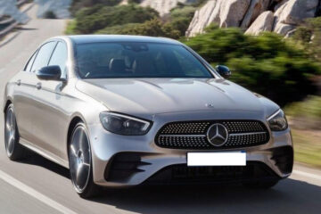 Mercedes-Benz unveils redesigned larger body type C-Class