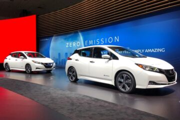 Nissan Leafs are still the most popular used electric car