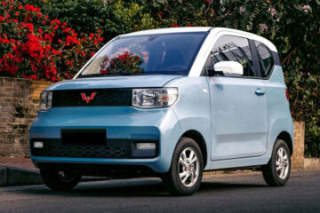 Chinese £3,200 budget electric car takes on Tesla