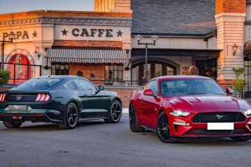 Ford Mustang is the world's best-selling sports car once again