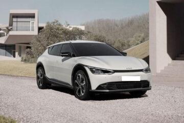 2022 Kia EV6 Boasts a Bold, Sleek Design