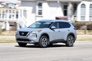 Nissan Rogue SV AWD 2021 review