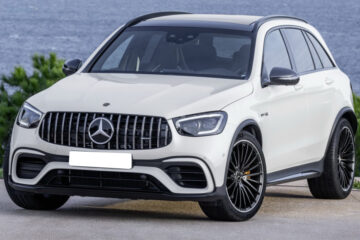 2022 Mercedes AMG GLC 63 S SUV Finally Arrives In The US