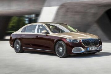 2022 Mercedes-Maybach S 680 Storms America With 621 HP