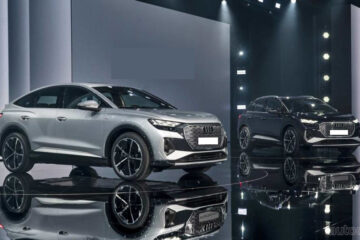 Audi Reveals New Q4 And Q4 Sportback e-tron Electric SUVs With Range Of Up To 520km