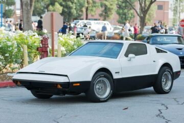Bricklin SV-1 Costs Facts And Figures