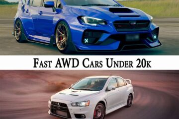 Fast AWD Cars Under 20k