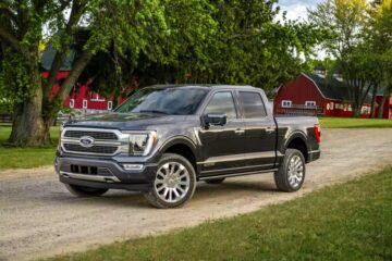 Pickup Trucks Were the Most Popular Vehicles in 2020
