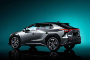 Toyota bZ4X Concept Previews First of Seven New bZ EVs