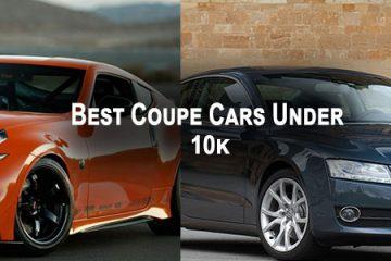 Best Coupe Cars Under 10k