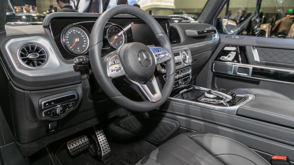 Future Cars: The Mercedes-Benz G-Class Hybrid and EQG Electrify the G-Wagon