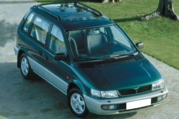 A Love Letter to the Forgotten Mitsubishi Expo, the Best Van-Wagon-Thing of the '90s
