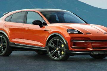 2024 Porsche Macan EV Expands Stuttgart's Electric Lineup