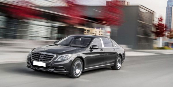 The 2022 Mercedes Maybach S-Class Redefines The Luxury Sedan