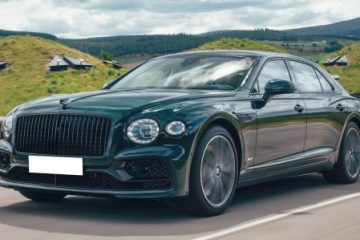 2022 Bentley Flying Spur Hybrid First Look: Plugging Toward an Electric Future