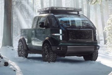 Future Cars: The 2023 Canoo Electric Pickup Truck and Van Are Funky-Cool EVs