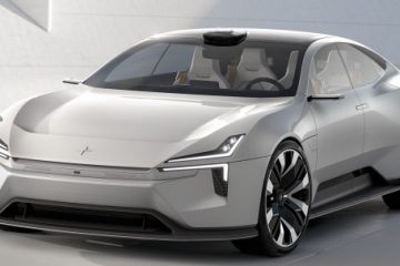 The Polestar 4 is a sleek electric sedan that will be launched in 2024