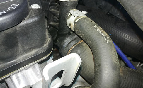 Coolant Leaking From Bottom of Car