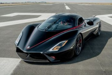 The 10 Most Ridiculously Power-to-Weight Ratio American Sports Cars