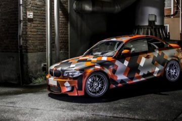 4 Reasons Why Getting Your Car Wrapped is Better than New Paint