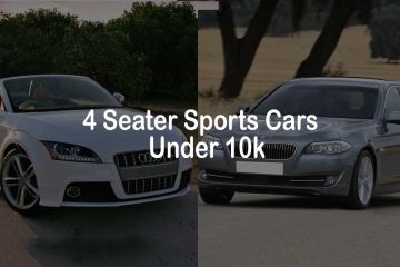 4 Seater Sports Cars Under 10k